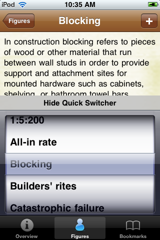 Handyman Pocket Book screenshot #4
