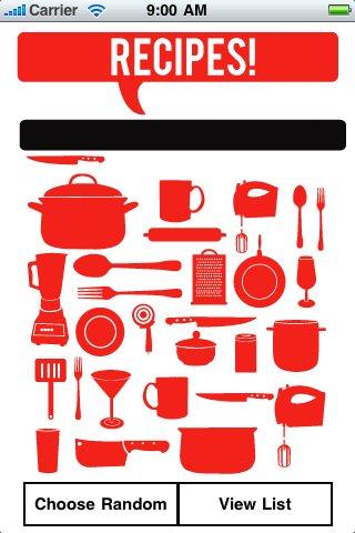 English Recipes screenshot #1