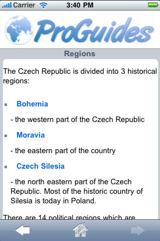 ProGuides - Czech Republic screenshot #3