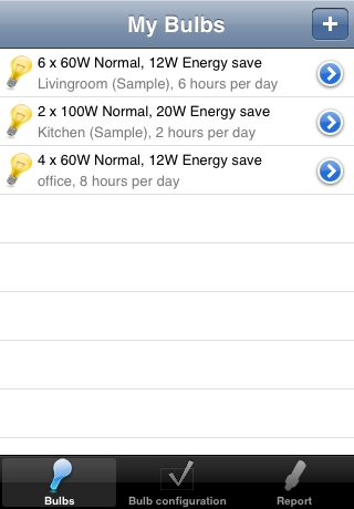 Energy Saver (Bulbs) screenshot #1