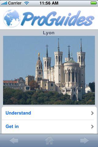 ProGuides - Lyon screenshot #1