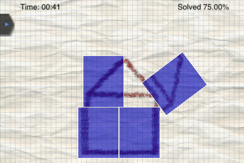 Crayon Puzzle Physics screenshot #3