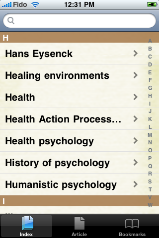 Health Psychology Study Guide screenshot #2