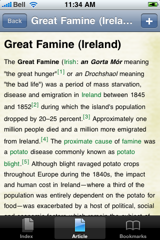 The Great Irish Potato Famine Study Guide screenshot #1