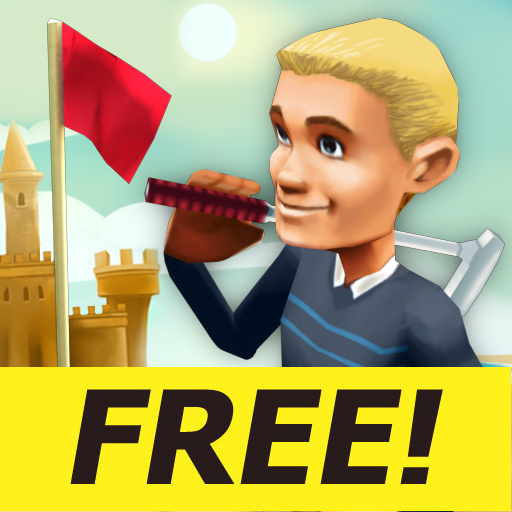 3D Beach Mini Golf FREE