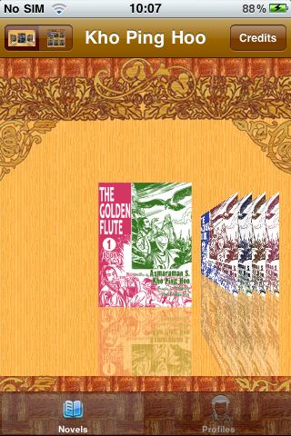 KungFu Series : The Golden Flute screenshot #1