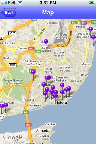 Lisbon Sights screenshot #1
