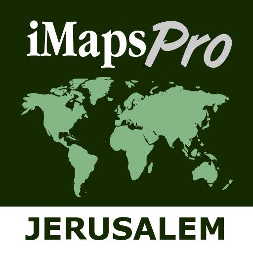 iMapsPro - Jerusalem