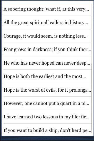 Hope Quotes screenshot #3