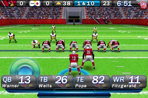 NFL 2010 Free screenshot 5