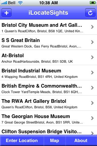 Bristol, United Kingdom Sights screenshot #3