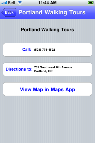 Portland, Oregon Sights screenshot #3