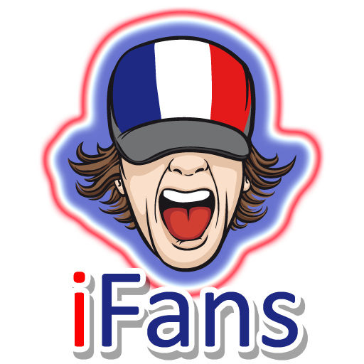 iFans – Support the French team!