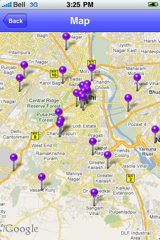Delhi Sights screenshot #1