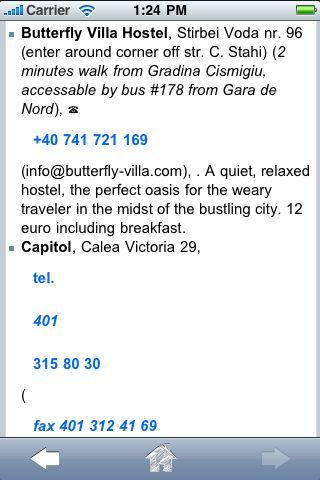 ProGuides - Bucharest screenshot #2