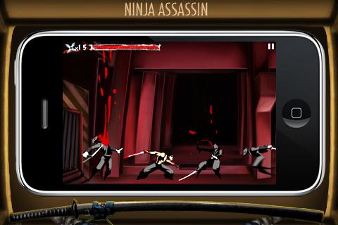 Ninja Assassin screenshot #4