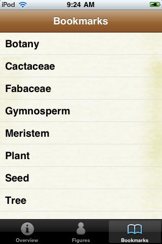Botany Guide Pocket Book screenshot #5