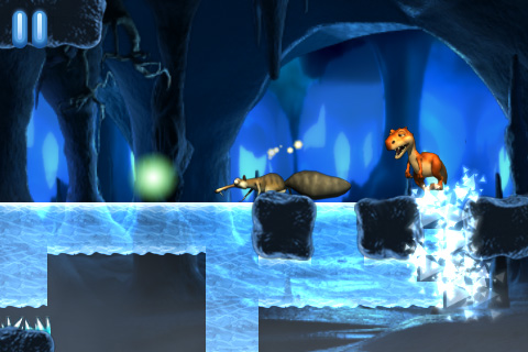 Ice Age: Dawn Of The Dinosaurs screenshot #3
