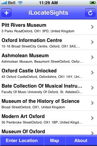 Oxford, United Kingdom Sights screenshot #2