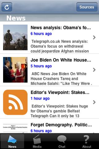 Dining News screenshot #1