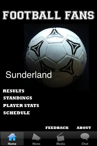 Football Fans - Sunderland screenshot #1