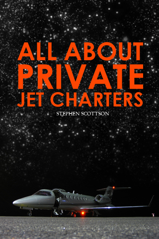 All About Private Jet Charters screenshot #1