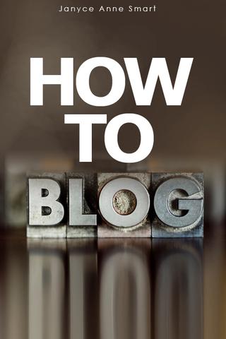 How to Blog screenshot #1