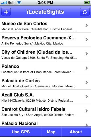 Mexico City Sights screenshot #3