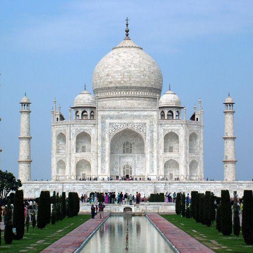 SlidePuzzle - Taj Mahal