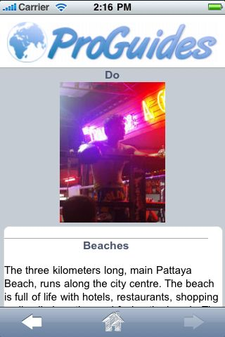 ProGuides - Pattaya screenshot #1
