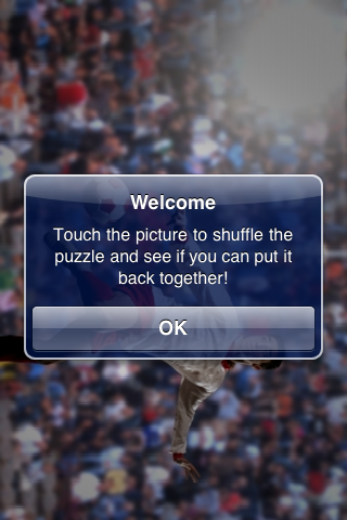 Football Player Slide Puzzle screenshot #2