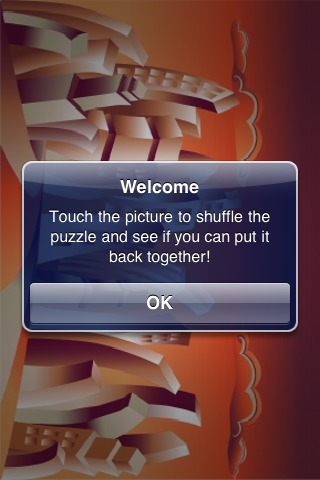 Funky Town Slide Puzzle screenshot #2