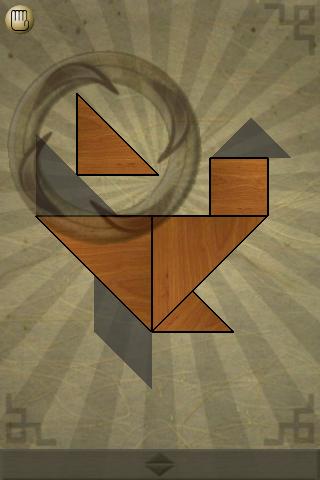 Tangram Puzzle Pro screenshot 1