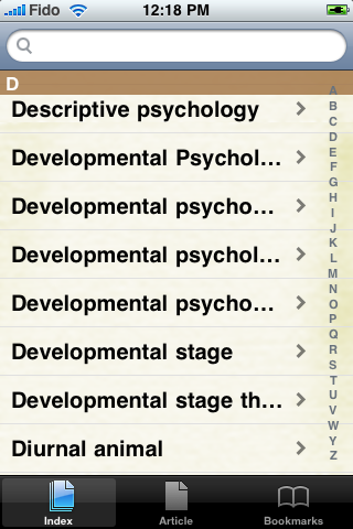 Developmental Psychology Study Guide screenshot #2