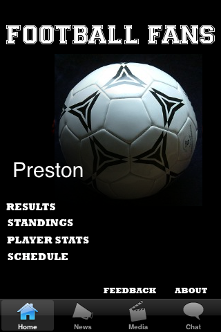 Football Fans - Preston screenshot #1