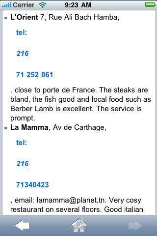 ProGuides - Tunisia screenshot #2