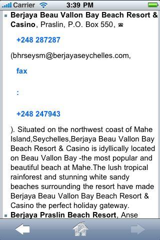 ProGuides - Seychelles screenshot #2