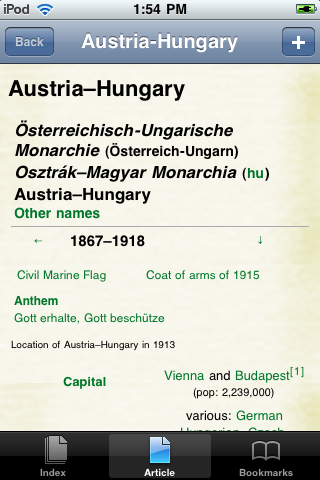Austro-Hungarian Empire Study Guide image #1