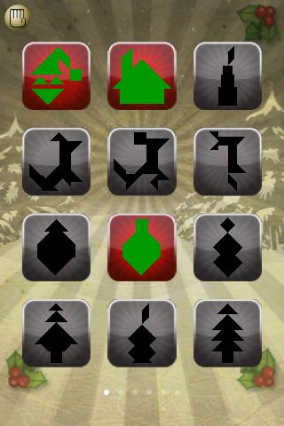 Tangram Puzzle Pro: Holiday Edition screenshot 2