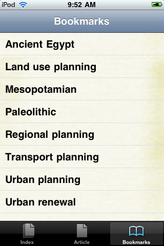 Urban Planning Study Guide screenshot #3