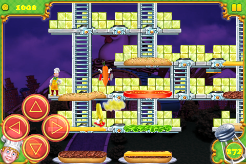 BurgerTime Deluxe screenshot #4