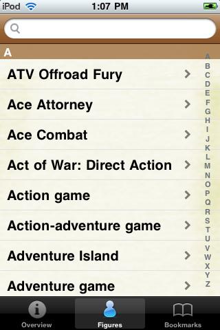 Video Game Franchises Pocket Book screenshot #2
