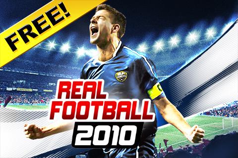 Real Football 2010 Free screenshot #3