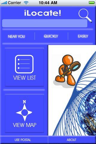 iLocate - French Restaurants screenshot #1