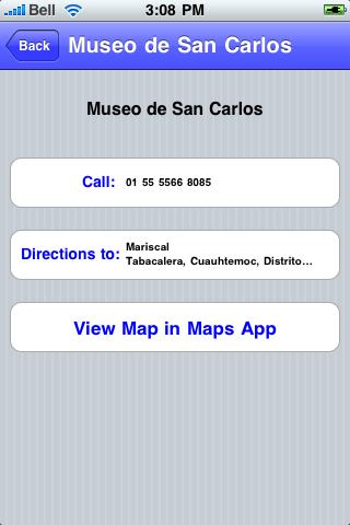 Mexico City Sights screenshot #2
