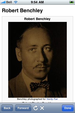 Robert Benchley Quotes screenshot #1
