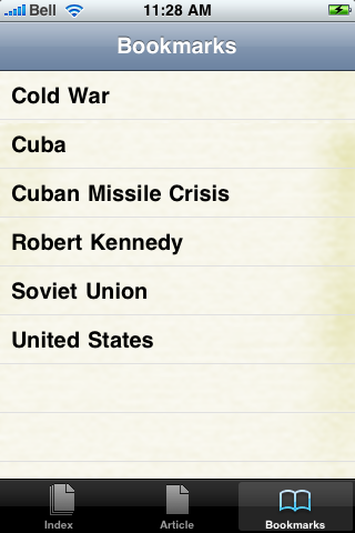 Cuban Missile Crisis Study Guide screenshot #2