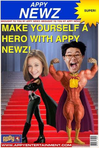 Appy Newz - Scandal Maker! screenshot 5