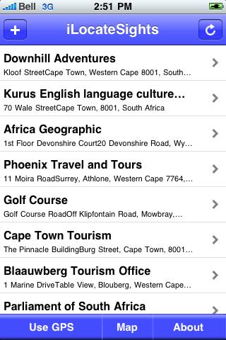 Cape Town Sights screenshot #2