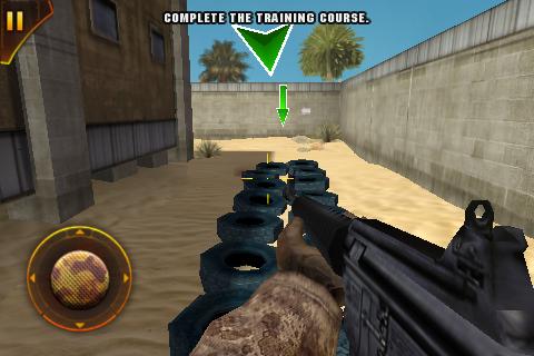 Modern Combat: Sandstorm FREE screenshot #3
